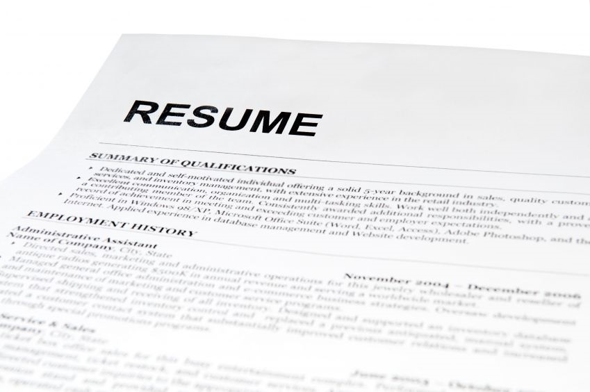 samples of employment applications diaster Resume And Cover Letters Dreamstime com